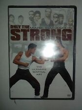 Only the Strong (DVD, 2003) BRAND NEW, Mark Dacascos, Stacey Travis, Martial Art