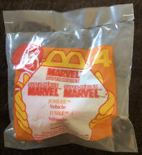 McDONALD'S HAPPY MEAL TOY - MARVEL SUPER HEROES - JUBILEE Vehicle #4