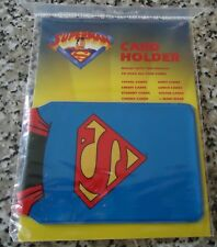 'Superman' card holder.