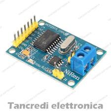 Modulo CAN bus MCP2515 compatibile arduino pic TJA1050 SPI shield module scheda