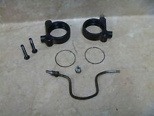 Honda 1200 GL GOLDWING GL1200-I INTERSTATE Used Front Fork Bridge Set 1986 #HB45