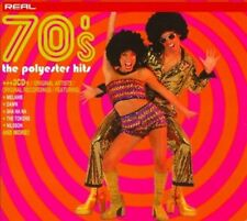 Real 70's the Polyester Hits ~ VARIOUS ARTISTS