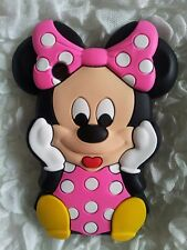 Silicone Cover per cellulari MINNIE2 PINK para IPHONE 3/3GS