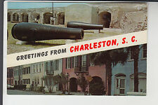 Chrome 2 View Greetings from Charlestown Sc 26148B