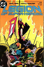 LEGION OF SUPER-HEROES # 5 - COMIC - 1984 - 9.4