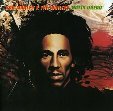 Natty Dread - Bob & The Wailers Marley (2001, CD NUOVO)