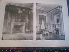 1903 NYC Stanford Arch White Photogravure White House