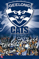 *NEW* Official AFL Product Wall Poster - Geelong Football Club - Cats