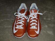 Nike Hyperdunk Low Desert Orange Mens 8.5 Used 554671 801 2012 Box Display