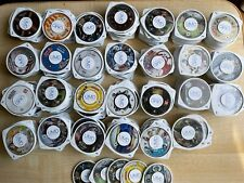 Sony Playstation portable UMD Only Japan 275 pcs Games Operation c/k With tracki