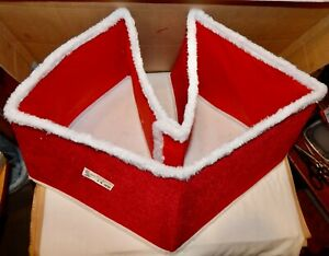 "Christmas Tree Collar 18"" x 18"" x 12"" Tall NIB 211S"