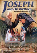 Joseph and His Brethren (2013, DVD NEUF)