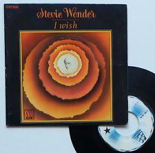 """SP Stevie Wonder  """"I wish"""" - (TB/TB)"""