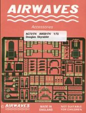 Airwaves 1/72 Douglas Skyraider etch for Hasegawa kit # AEC72174