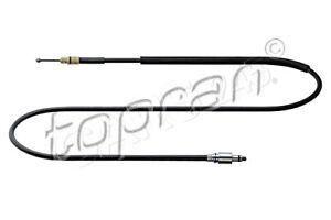 Left Rear Right Parking Brake Cable TOPRAN Fits VW PORSCHE Touareg 7L0609721A