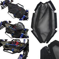 Guard Chassis Cover Dirt Dust Schutz für Traxxas1/10 Slash 4x4 LCG Rally Schwarz