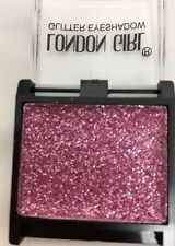 New London Girl Glitter Eyeshadow Pink Colour For Bride, Party Makeup £1.99
