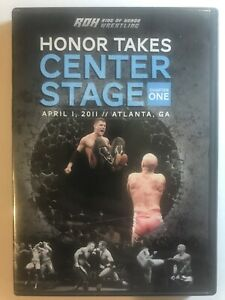 ROH Honor Takes Center Stage Chapter One DVD Ring of Honor (4.1.11)