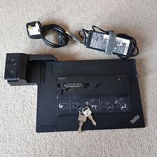 Lenovo ThinkPad Docking Station T410 T420 T430 T510 T520 X220 Keys & Power Unit
