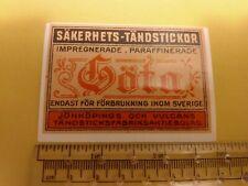 foriegn label sticker