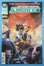 The Silencer #13 New Age of Heroes DC Comics Universe 2019 Dark Nights Metal