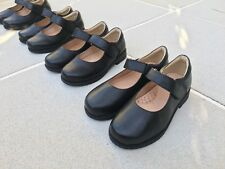 Full Leather Junior School Shoes Mary Jane EURO 37
