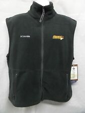 New Columbia Fleece Vest Atacand Pharmaceutical Mens Size Large L