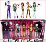 5 Dolls- Monster High STUDENT Disembody Council GILDA Slo Mo SCARAH Cleo Lagoona