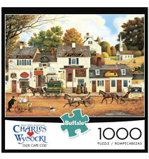 Charles Wysocki Olde Cape Cod Puzzle Buffalo Games New Sealed 1000 Pieces