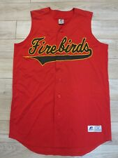 Phoenix Firebirds #32 AAA Minor League Giants Baseball Game Worn Used Jersey