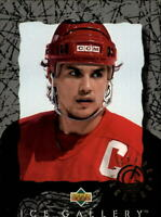 1994-95 Upper Deck Ice Gallery Hk #s 1-15 (A3104) - You Pick - 10+ FREE SHIP