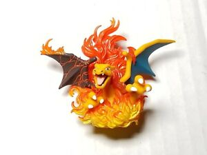 Pokemon Official Red & Blue EX Collection Charizard Mini Figure 2 Inch 2016