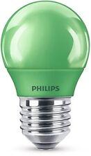 Philips LED Colored Green E27 P45 3.1w Tropfenlampe Lichtfarbe grün