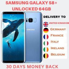 Samsung Galaxy S8+ (plus) SM-G955F 64GB Coral Blue