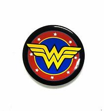 *New* Dc Comics: Wonder Woman Logo Button Magnet with Bottle Opener by Monogram