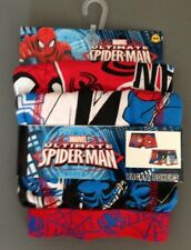 2 Boxers imprimés MARVEL Spiderman  6/8 ANS