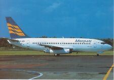 MERPATI (INDONESIA) - BOEING B737-217 - PK-MBU - DENPASAR - 06/2005 - POSTCARD