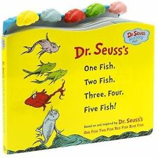 One Fish, Two Fish, Three, Four, Five Fish by Dr. Seuss (Hardback, 2005)