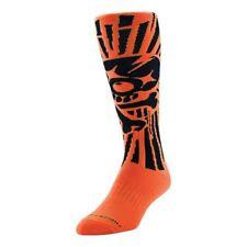 2017 Troy Lee Designs TLD GP Motocross Socks Skully Orange MX Enduro Off-Rd