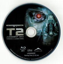 Terminator 2: Judgment Day (Blu-ray disc) Arnold Schwarzenegger