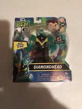 Ben 10 Playmates Diamonhead w/ Crystal Blade-New