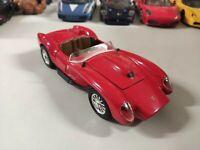 Macchinina Hot Wheels 1/18 ferrari 250 testa rossa 1957 (Mattel 1998)