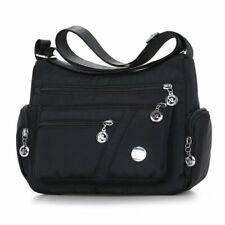 Women Tote Messenger Cross Body Bag Handbag Ladies Shoulder Bag Purse Waterproof
