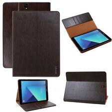 Cubierta de cuero SAMSUNG GALAXY TAB s3 (sm-825, 820) Tablet funda bolsa Case
