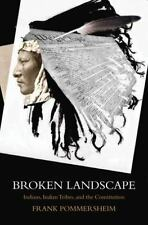 Broken Landscape: Indians, Indian Tribes, and the Constitution-ExLibrary