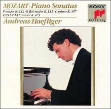 Mozart: Piano Sonatas, K. 332, K. 333 & K. 457; Adagio, K. 475