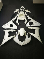ABS Unpainted Injection Bodywork Frame Shell Fairing Kit For YAMAHA YZF R6 03-05