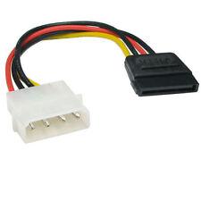 Serial ATA SATA Power Converter Adapter MOLEX to S-ATA