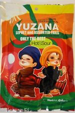 Myanmar Yuzana Brand Pickled Tea (LaPhet) - with Spicy Fries - Pack of 10