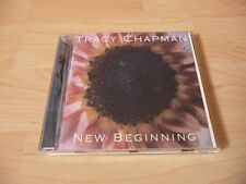 CD Tracy Chapman  New beginning - 1995 incl. Give me one reason